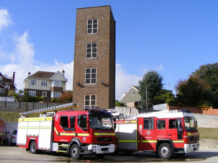 East Sussex Fire Rescue Service Newhaven