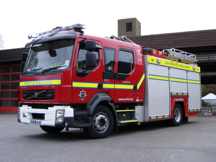 East Sussex Fire Rescue Service