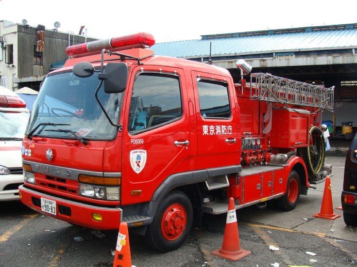 Pumper Fuso Tokyo October 2009