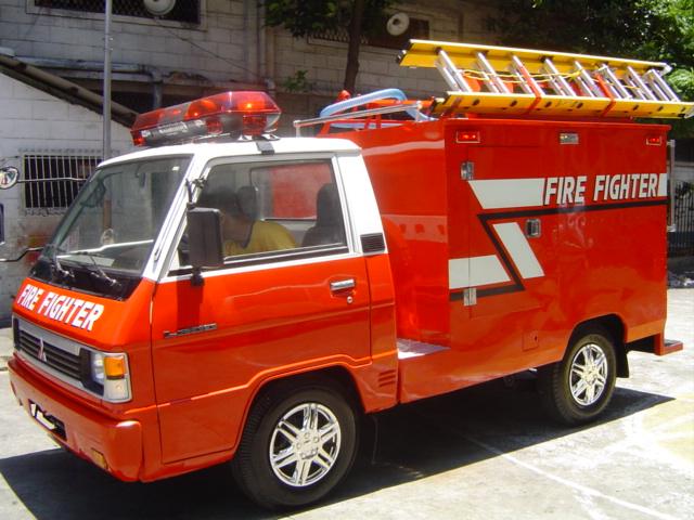 Mitsubishi Mini Fire Fighter (Philippines)