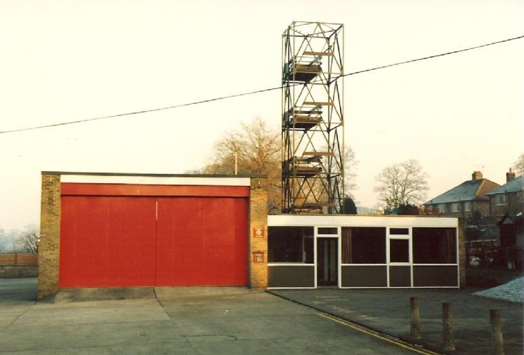 Boroughbridge Fire station
