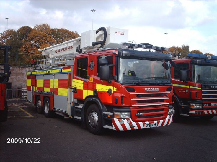 Strathclyde fire and rescue ARP