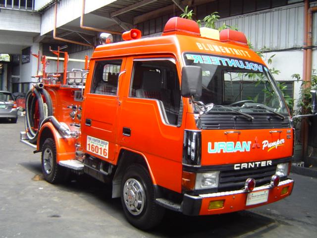 Fire Trucks 2015