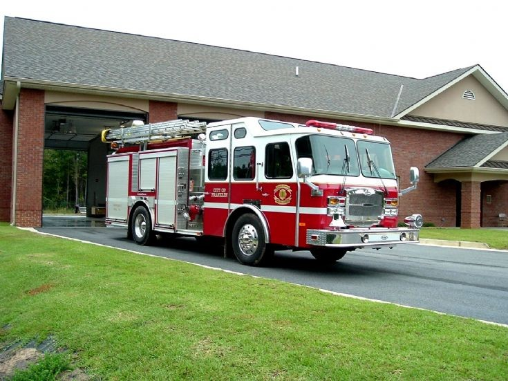 Heard County Fire & Emergency Services Engine 1