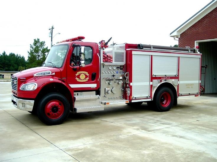 Fire Engines Photos - Heard County Fire & Emergency Services Engine 3