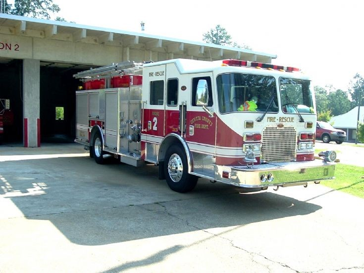 Coweta County Fire Rescue