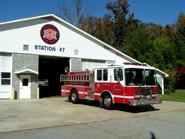 Douglas County Fire Department Station 7