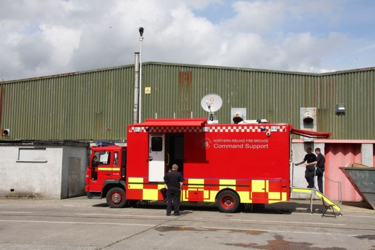 NIFRS Command Support Unit N4171