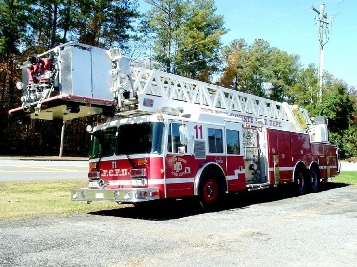 Fulton County Fire Department Truck 11