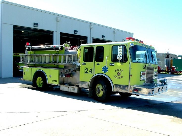 City of Atlanta Fire Department Engine 24