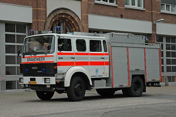 Brandweer Roermond 841 Iveco Magirus