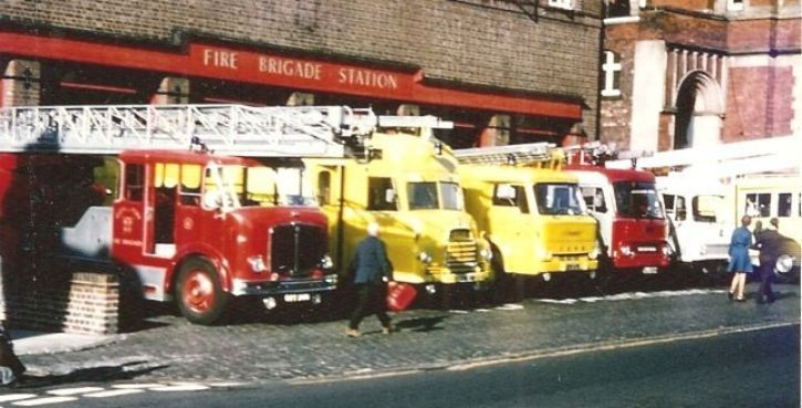 York multi coloured 1975