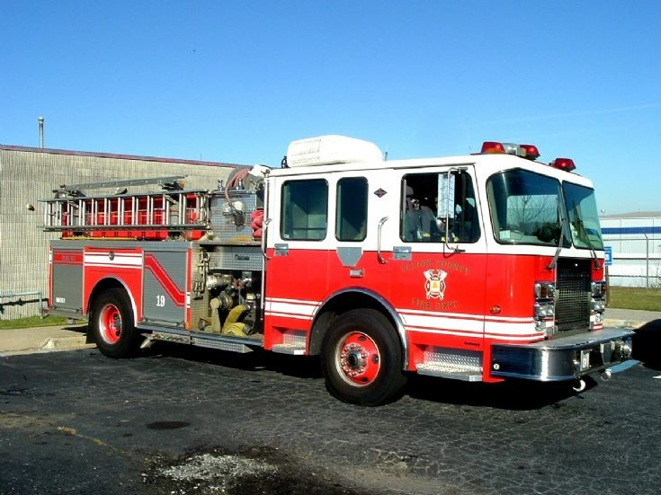 Fulton County Fire Department Spartan Engine 19