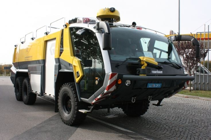 Rosenbauer  International Panther CA 5 6x6