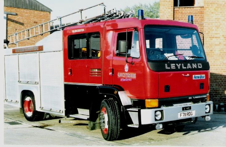 Gloucestershire Leyland 180/Fulton & Wylie