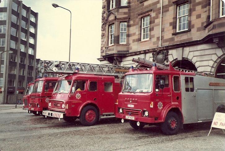 Lauriston Place, Edinburgh 1981