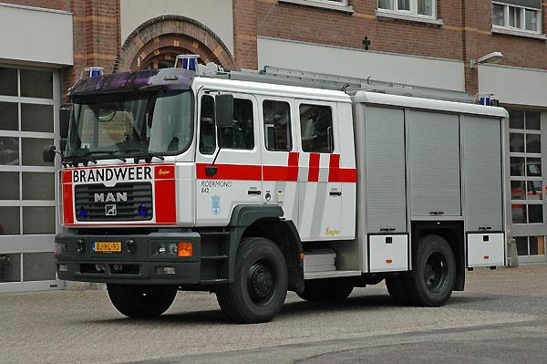 Engine 842 Roermond
