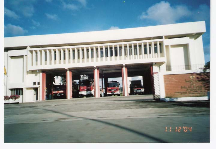 F command Jerudong fire station.