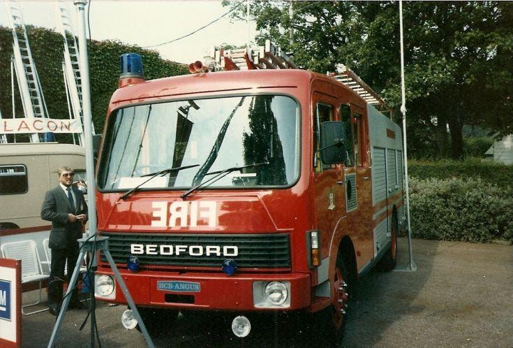 Bedford TK HCB-A demonstrator