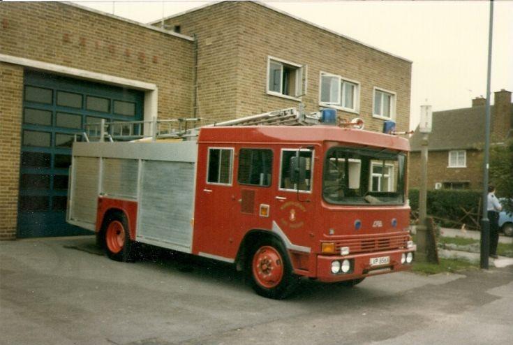 Bedford KG/CFE WrL Warwickshire