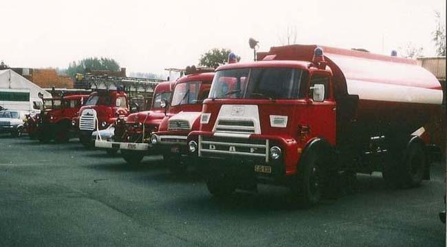 Fire Brigade Kruibeke - Belgium