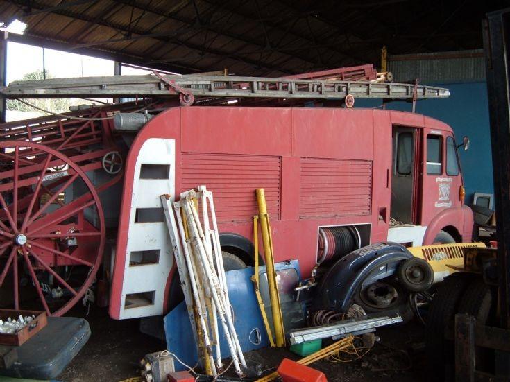 UDL 233 Bedford Pump Escape