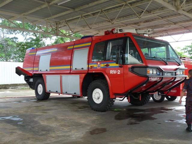 Fresia F200 Rapid Intervention Vehicle no.2 (RIV2)