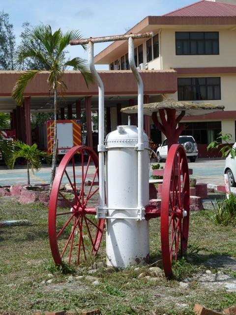 Old Water Carrier Brunei