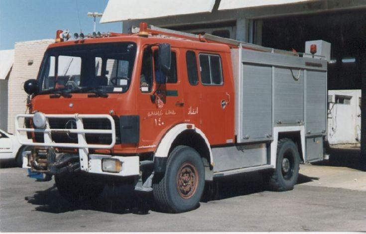 Kuwait Salmi Mercedes Benz