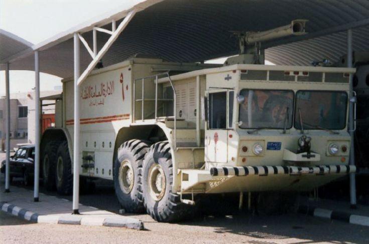 Oshkosh crashtender Kuwait City