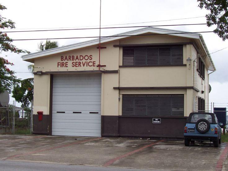 Barbados Fire Service St. James station