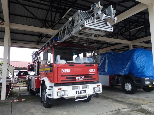 Iveco Eurofire TTL2 Brunei