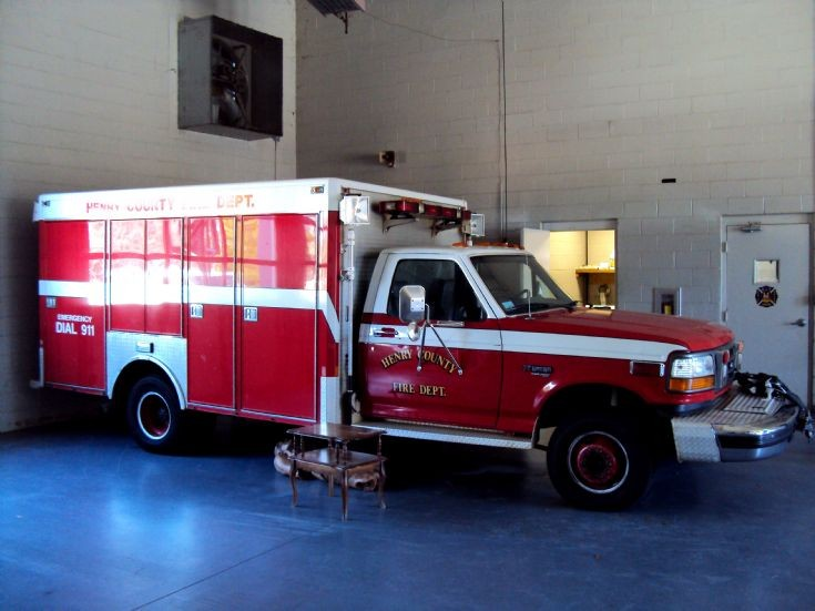 Henry County Fire Department Reserve Squad 1