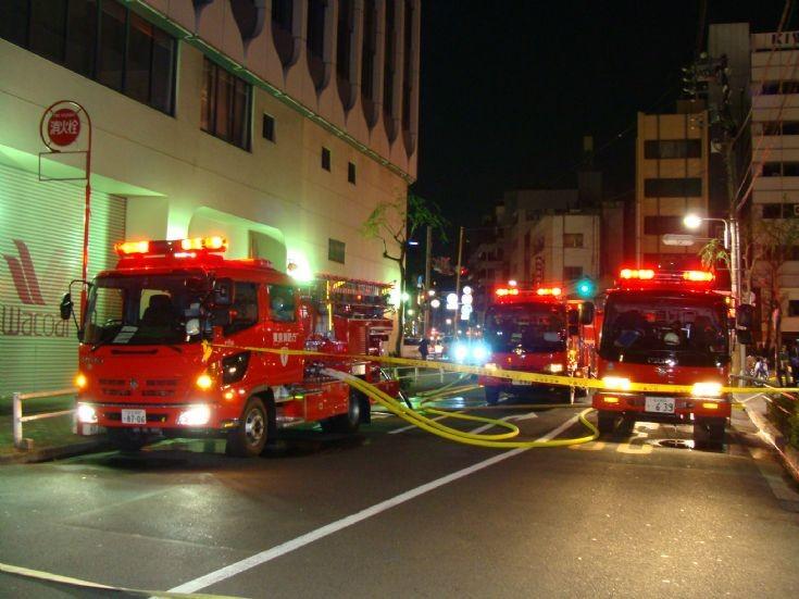 Tokyo fire department Alarm 5