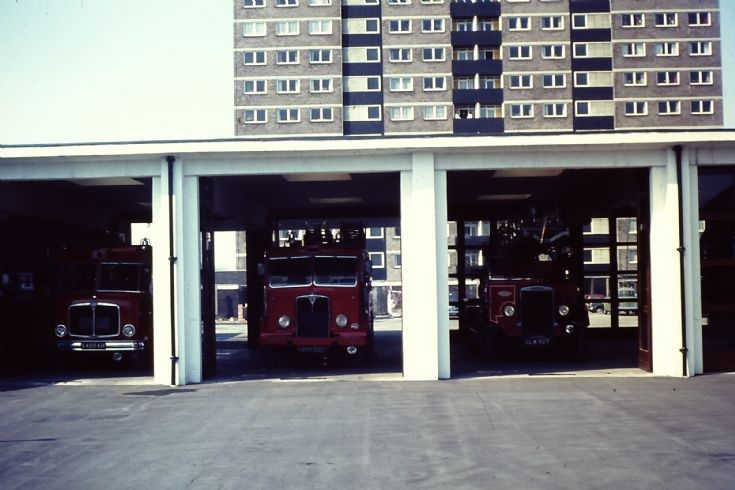 Another view of Hull West c.1967 (IK Jessop)