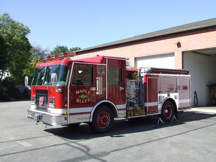 Maple Bluff Engine #1