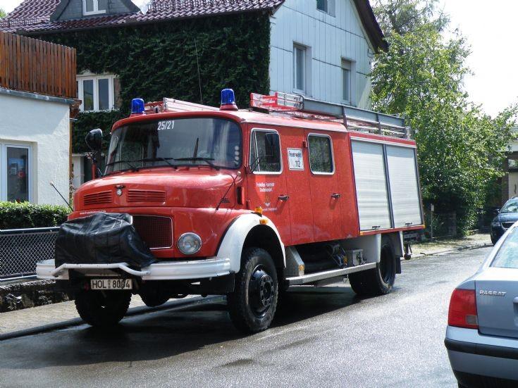 LF 16 TS of the Feuerwehr Stadtoldendorf