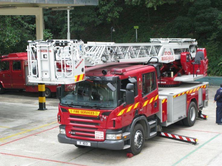 New Scania TL37 CS