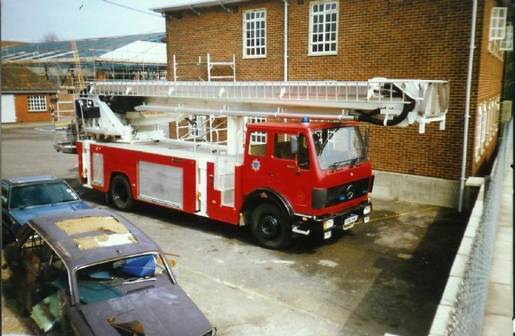 Royal Berkshire HP F961 RMO