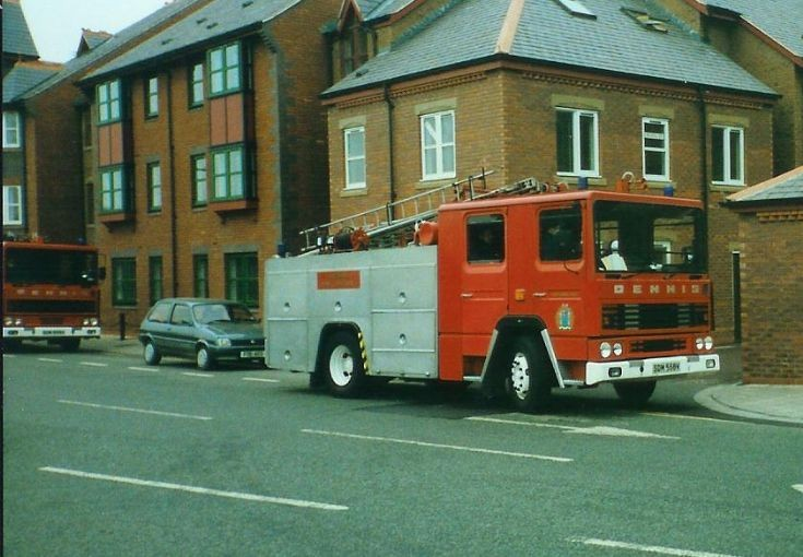 Cheshire FB Dennis WrL SDM 558V
