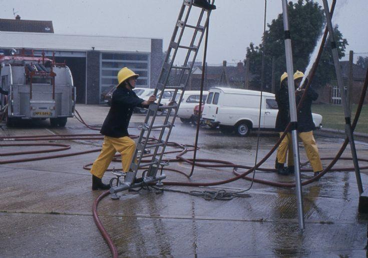Worthing FS in 1983