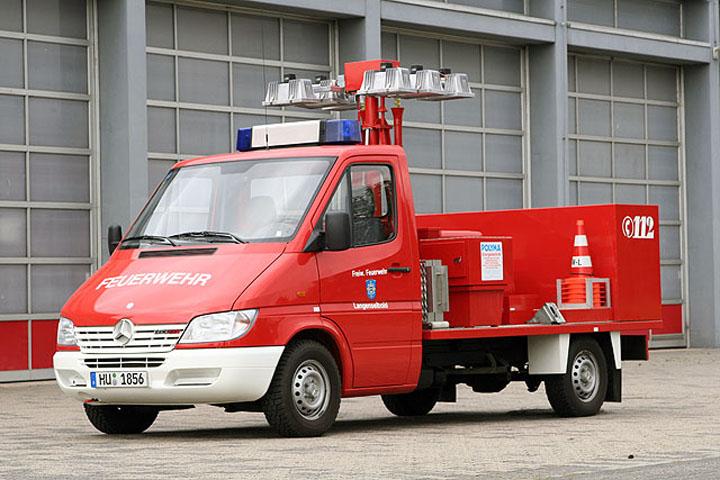 Fire brigade Langenselbold Light Unit