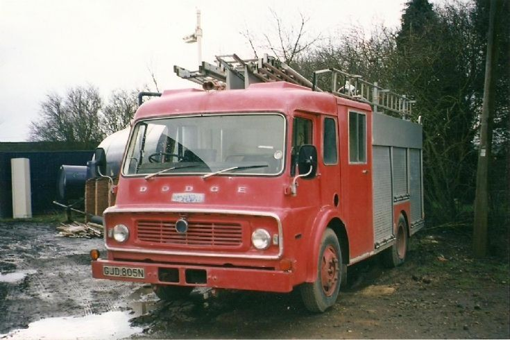 GJD 805N  Dodge