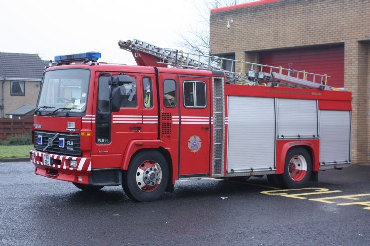 T801 BRG -