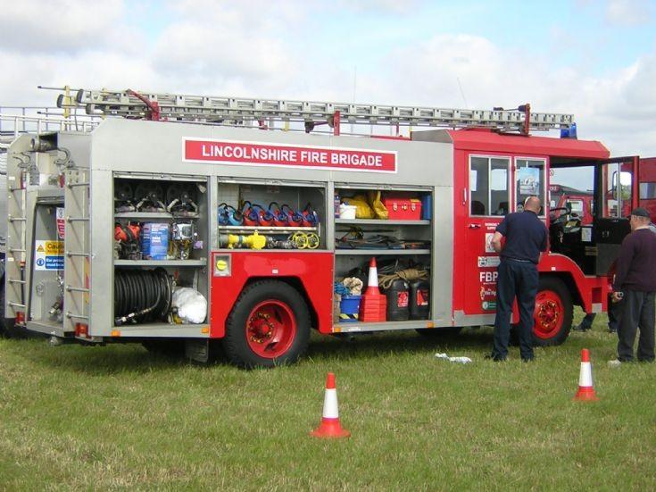 Ex- Lincolnshire AFW125X