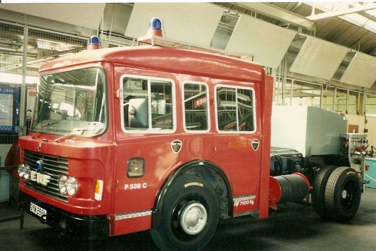 ERF 84PF cut down  London FB  GYM 288N