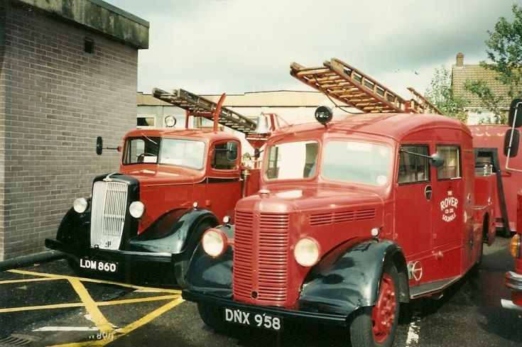 Morris LOM 860 Austin DNX 958
