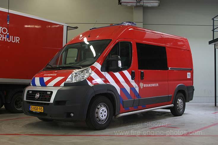 Utrecht Land Fiat Ducato