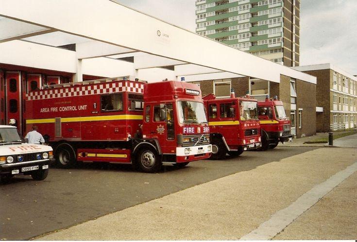 Volvo AFCU London FB G925 TYN