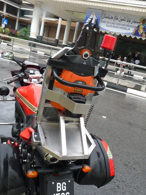 Yamaha Motorcycle Brunei